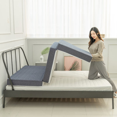 3-tier 5-tier folding mattresses mattress camping bed sofa bed