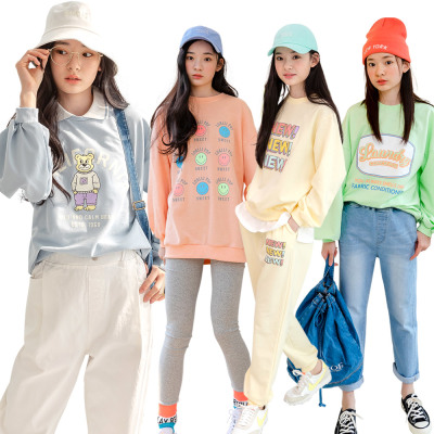 THE RUBY-Spring New Arrivals/Dress/Sweatshirt/Long T-shirt/Kids Clothes