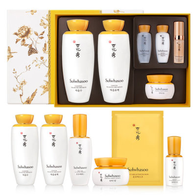 Sulwhasoo Essential Balancing 2-item set/Firming Cream/First Care Activating Serum EX choose 1