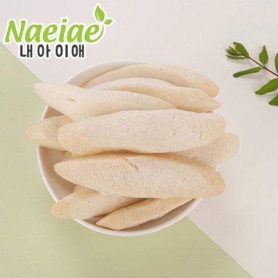 [Naeiae]Organic Baby Snack Rice Crackers 10+1