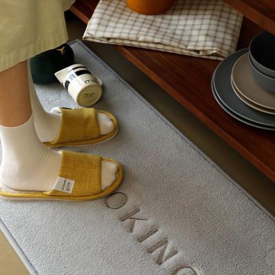 amante Pure Cotton Washing Soft Foot Mat/Kitchen Mat
