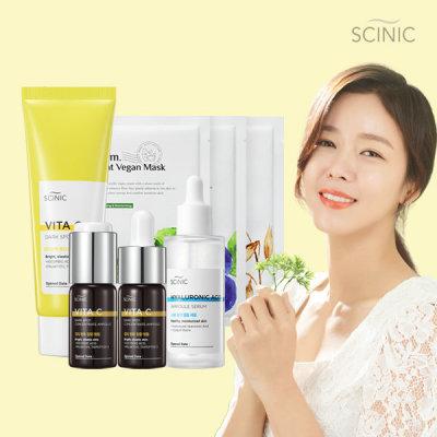 SCINIC Simple Line 8 wins celebration sale+15% coupon