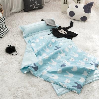 Korean-made throw blanket for kids (detachable)/daycare center/baby blanket/comforter