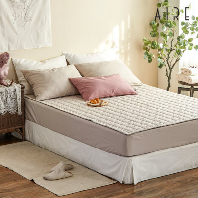 Mattress Cover/Bed Cover/Quilted Pad/Pure Cotton