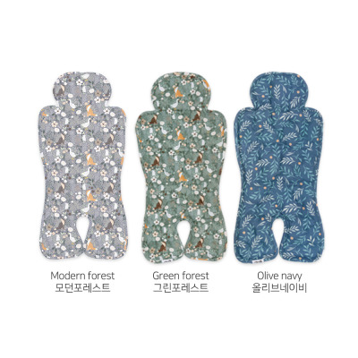 JELLY POP NEW Jelly seat baby stroller cooling seat cushion car seat