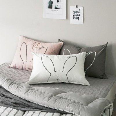 Pure Cotton Pillowcase/Pillow/Pillow Filling/Cotton/Pigment