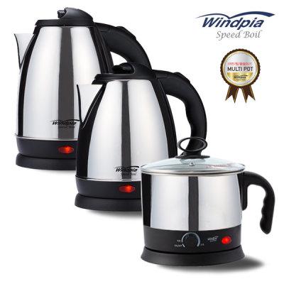 Windpia 1.5/1.8 coffee pot electric kettle ramyeon pot multi pot kettle