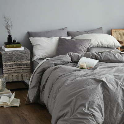 Hotel-style Duvet Cover/Single Layer Mat Cover/Quilted Pad/Pillow Cover