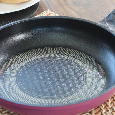 TV home shopping Lowenthal stone coated frying pan 1+1 flat price