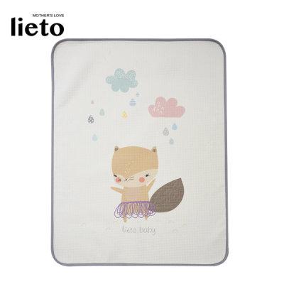 Non-fluorescent Organic newborn baby Waterproof Blankets Waterproof pad made in Korea