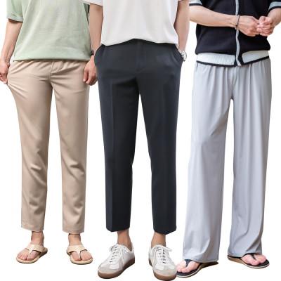 MEN s COTTON BASED PANTS