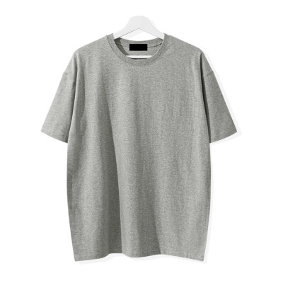 Summer capri tee/men`s short-sleeve tee/round neck/men/T-shirt