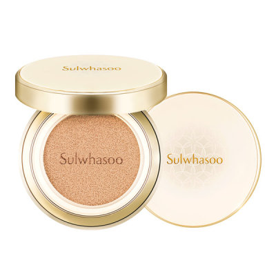 Sulwhasoo Perfecting Cushion EX (main product+refill)/ brightening