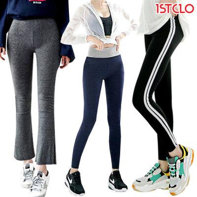 1+1 summer UV protection cooling leggings ~3900KRW/banded pants/skirt/4XL
