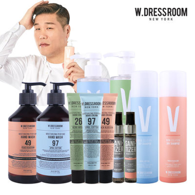 W.DRESSROOM Perfume Body Mist / dress perfume and other item collection