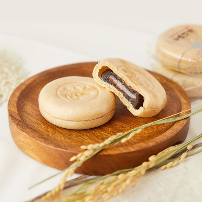 MONACCA/810g/Biscuit/Snack/Red Bean