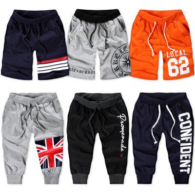 Shorts/half/capri/beach/training/pants/men