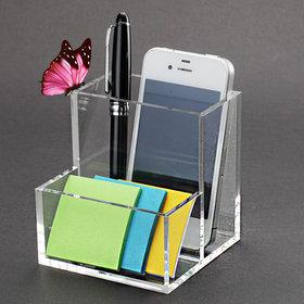 6)투명명함폰홀더(소) Desktop organizer(s)