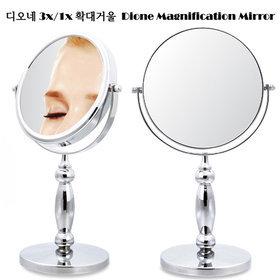 4b)디오네양면확대거울(대)Dione magnifying mirror L