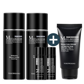 Men s Daily Skin care kit+Sunscreen