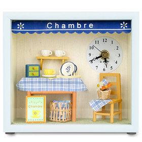 1a)돌하우스샹브르시계Dollhouse Chambre Clock
