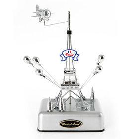 5)에펠탑오르골Eiffel Tower MusicBox(실버silver)