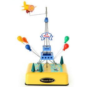 5)에펠탑오르골Eiffel Tower MusicBox(옐로우yellow)
