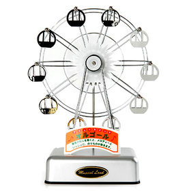 3)페리휠오르골Ferris Wheel(실버silver)
