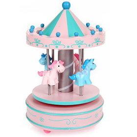 7)회전목마오르골Merry-go-round(핑크pink)
