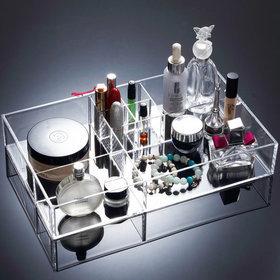 4)직사각화장품향수정리함Rec cosmetic organizer