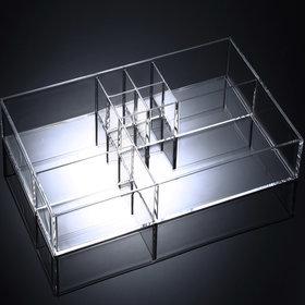 7)직사각화장품향수정리함Rec cosmetic organizer