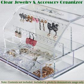 6)투명악세사리정리보석함accessory jewelrybox