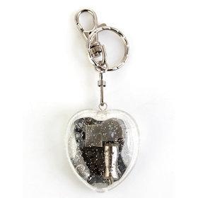 3)하트오르골키링(투명)heart music box kc(tran~)
