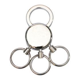 5)샤이니원형멀티round multi ring(glossy silver)