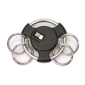 7)휠멀티키링wheel multi ring key ring