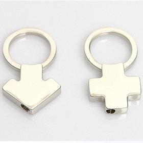 8)초미니커플키링셋super small couple key ring