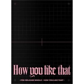 스페셜 How You Like That (Only CD)