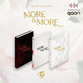 미니9집 MORE MORE(Only CD)
