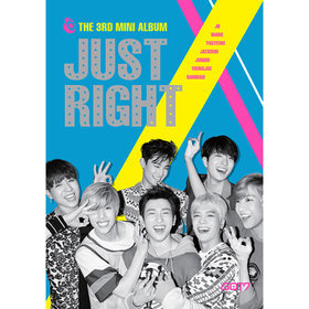미니3집 JUST RIGHT