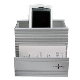 3)헤닝스다용도홀더desktop organizer(실버silver/소)