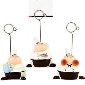 1)뚱보주방장메모꽂이(3개묶음)fat chef(3pcs)