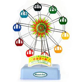 4)페리휠오르골Ferris wheel(스카이블루sky blue)