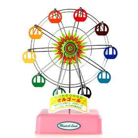 4)페리휠오르골Ferris wheel(핑크pink)