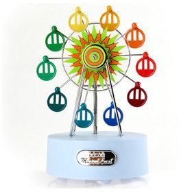 5)미니페리휠오르골Mini Ferris wheel (블루sky blue)