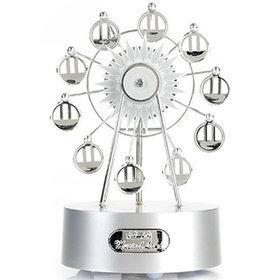 5)미니페리휠오르골Mini Ferris wheel (실버silver)