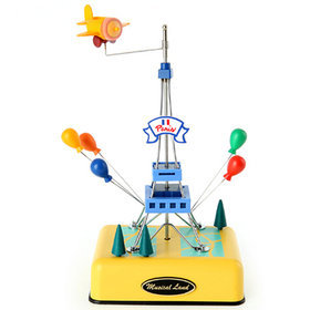 1)에펠탑오르골Eiffel Tower(옐로우yellow)