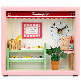 8)돌하우스브랑제리시계Dollhouse Boulangerie Clock