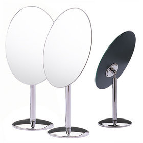 5)샤이니무테거울(소)rimless oval mirror(s)