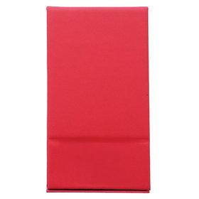 6)폰홀더겸용휴대용접이식거울(레드)red