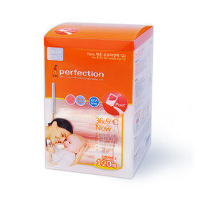 02 New Perfection Breastmilk Storage Bag 120sheets